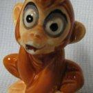Disney ABU Porcelain Aladdin Monkey Miniature