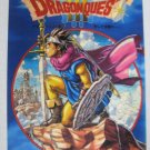 Dragon Quest III Shitajiki Pencil Board