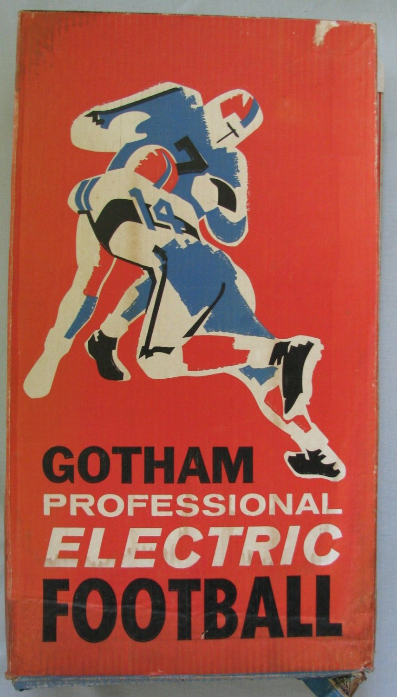 Gotham Professional Electric Football G880