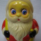 Vintage Roly Poly Chime Santa Clause