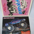 1985 TRUCK AND TRACTOR PULL Programs Aloha Stadium