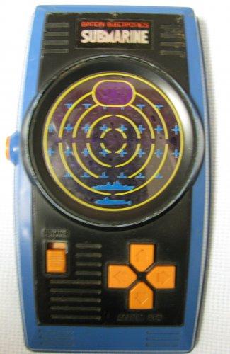 Bandai Submarine LED Handheld