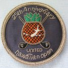 Vintage 25th HAWAIIAN OPEN Golf Patch
