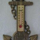 Boston Freedom Trail Wall Thermometer Vintage Souvenir