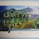 """""""Duty with Honor"""" Fred Rothenbush Military Art Print"""