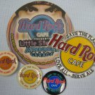 Hard Rock Cafe Buttons Pins Magnets Coasters