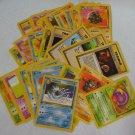 Pokemon Fossil Set Complete Uncommon Common Cards Set