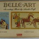 Renwal Chariot Race Vintage Framed Mosaic BELLE ART Crafts
