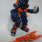 Clawing Dramole Power Rangers Evil Alien Figures