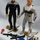 Picard Star Trek First Contact Action Figures by Playmates