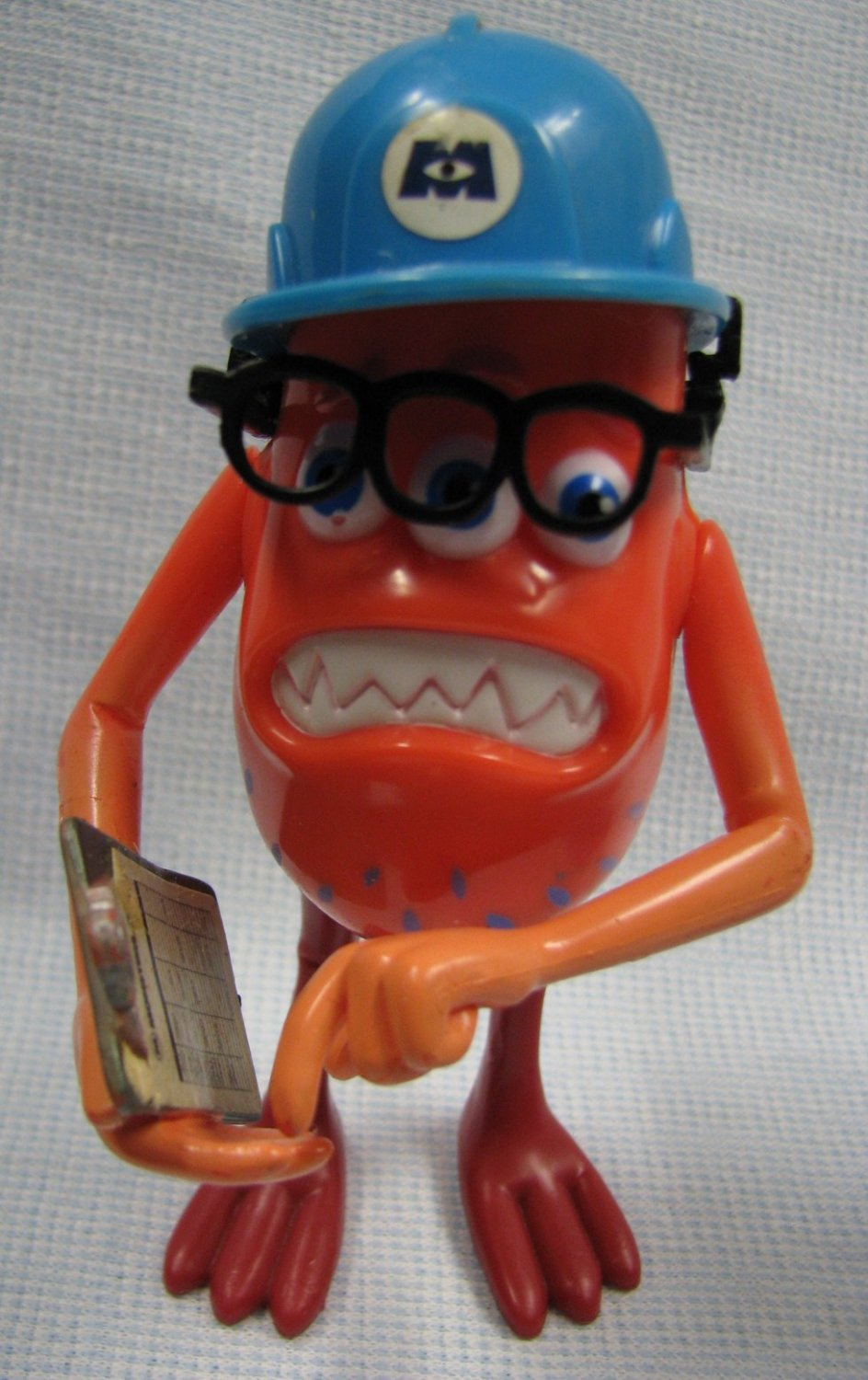 Monsters Inc Fungus Action Figure Hasbro