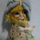Holly Hobby Miniature Doll Clip-On BANG LIM 1982