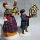 Dept 56 Two Turtle Doves Dickens Figurines