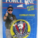 ERTL Force One ATTACK SQUADRON 176 Flite Gear Combat Patch MOC