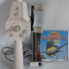 Sega Dreamcast Fishing Rod Pole Controller