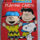 Snoopy Peanuts Playing Cards Hoyle