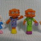 Polly Pocket 1994 Light-up Kitty House Figures Blue Bird Toys