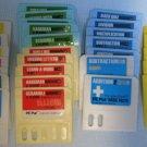 VTECH PC PAL GAMES - Math Spelling 29 pc Floppy Disks Lot