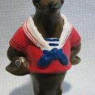 Sea World Seamore Sailor Seal PVC Figure 1988