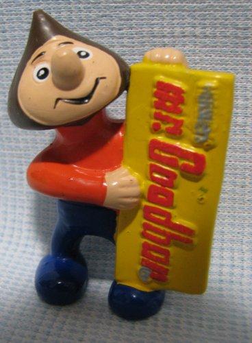Hershey's Hershkin Mr. Goodbar PVC Figure 1984