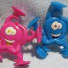 Tentacle Toss Octopus Suckers Arbys Adventure Meals Toys