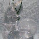 Energizer Bunny Christmas Ornament 1992
