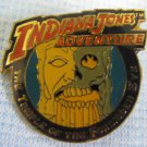 Indiana Jones Adventure Movie Lapel Pin