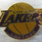 LA Lakers 1997 - 98 Los Angeles Lapel Pin