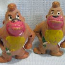 Vintage Magilla ? Gorilla Ape with Banana Figures
