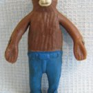 Vintage Mini SMOKEY THE BEAR Bendy Figure Lakeside Ind
