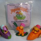 Fraggle Rock Promo Meal Toys McDonalds
