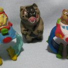 Barnyard Commandos COMMANDO CUFFS Toys Burger King