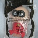McDonald's Disney - Pixar - The Incredibles #5 Jack Jack Toy MIP