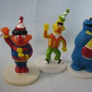 Ernie Bert Muppets Wilton Cake Tops Toppers Jim Henson Sesame Street