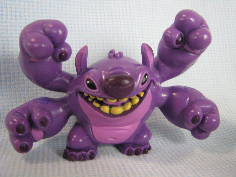 Stitch Experiment Purple Alien 626 Figure Disney Pixar
