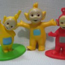 Teletubbies Figures Laa Laa + Po Hasbro 1998
