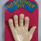 Vintage Flexy Finger Pin MOC