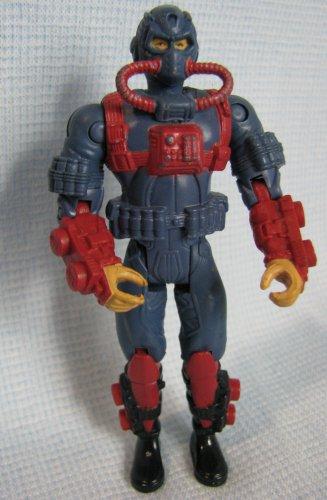 G.I. Joe BTR Cobra Moray Action Figure Hasbro 2003