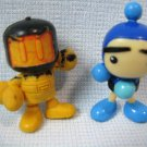 Bomberman Vintage PVC Figures
