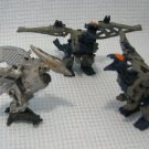 Zoids Mini Ptera Figure Lot