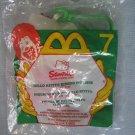 Hello Kitty Kimono #7 McDonald's Happy Meal Toy MIP Sanrio