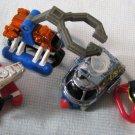 McDonalds Polar Explorer + Ocean Flyer + More Micro Machines Lot Galoob 1996