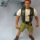 Congo The Movie Peter Elliot Action Figure Loose Kenner