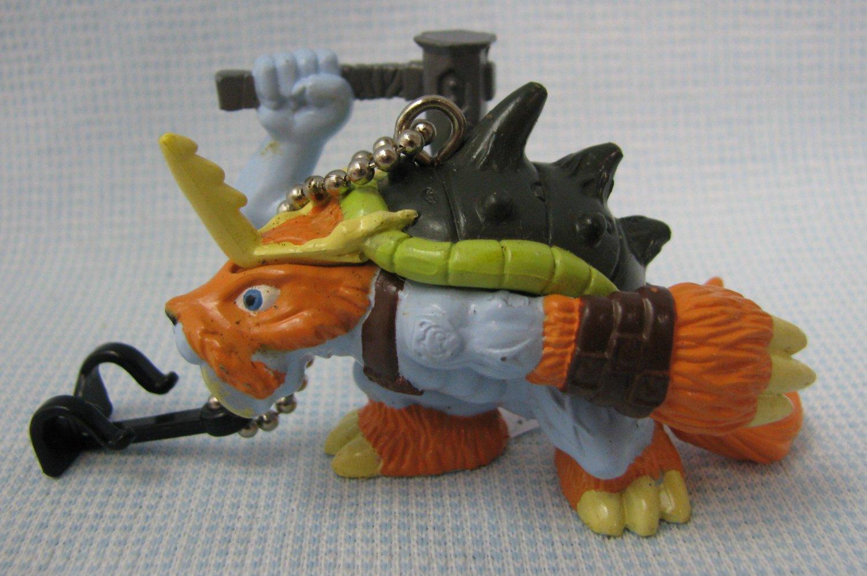 Digimon Zudomon Dx Skateboard Figure Bandai