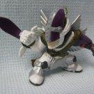 Digimon MagnaAngemon Skateboard Figure Bandai