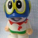 Vintage Perman Paman Vinyl Mini Figure Gashapon Candy Toy