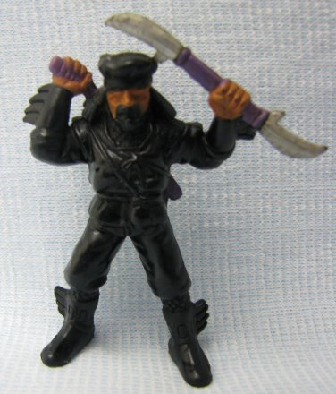 Aikido Force Panther Claw Mattel GUTS!