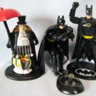 Batman Penguin PVC Figures Lot Applause 1992