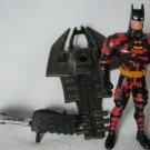 Piranha Blade Batman Figure Animated Crime Squad Series Kenner