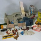 Galoob Micro Machines Lot Mini Playsets Marina Rock Quarry